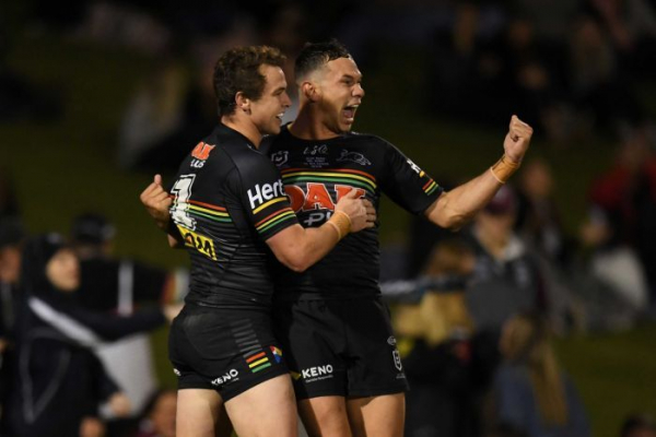 Panthers continue winning form against disappointing Sea Eagles