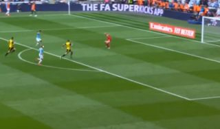 Video: Gabriel Jesus makes it 4-0 to Manchester City in FA Cup final walkover