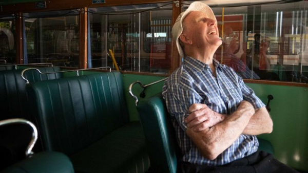 'They were my flying saucers': Ride the wonderful world of bus restoration