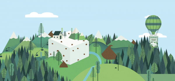 30 Examples of Illustration Styles in Web Design