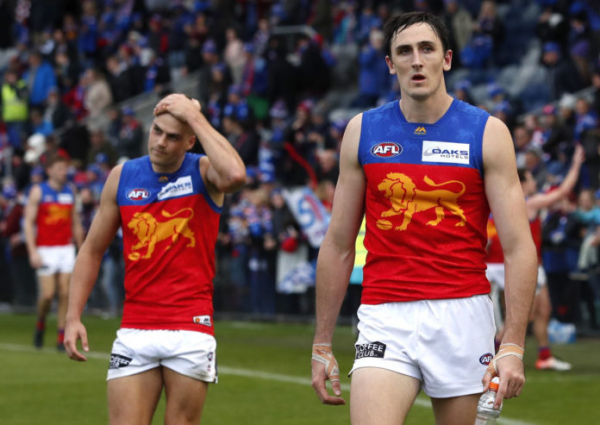 Lions in hot water over McInerney injection?