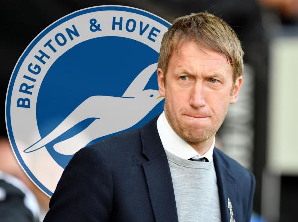 Graham Potter: Brighton announce they have signed Swansea boss on four-year deal