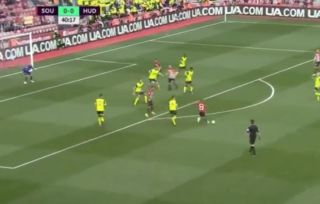 Video: Nathan Redmond scores superb 25-yard goal to hand Southampton the lead vs Huddersfield
