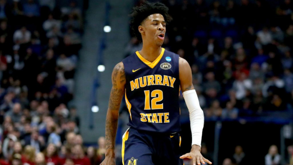 """Ja Morant says he is good playing in Memphis, """"I'm going to be happy where I'm at"""""""