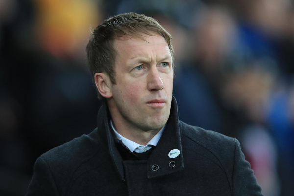 Brighton appoint Graham Potter as Chris Hughtons successor on four-year deal