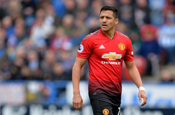 Man United flop Alexis Sanchez appears to confirm end of his Old Trafford career with Huddersfield performance