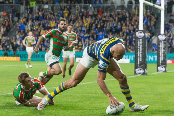 Eels take care of Origin-depleted Rabbitohs