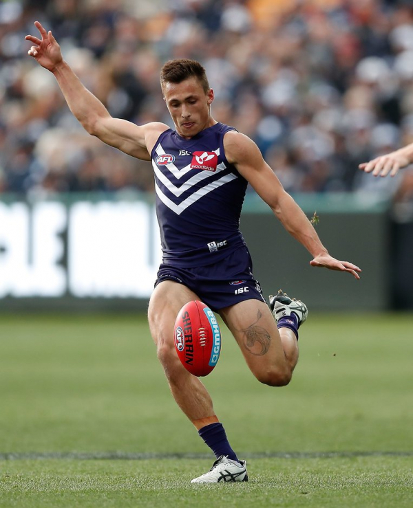 Swans and Power among five clubs interested in ex-Docker