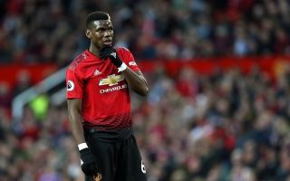 BID made: Manchester United receive tempting £44m-plus-player transfer offer for Paul Pogba
