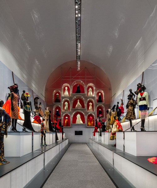 from paris to dallas: OMA-designed exhibition documents dior's history and inspirations