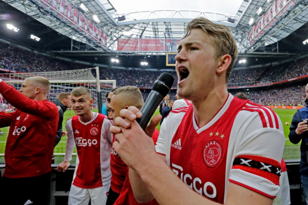 Matthijs de Ligt rejects Manchester United and Liverpool to join Barcelona