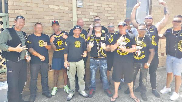 World's fiercest bikie mob Saturdarah Motorcycle Club on brink of WA war
