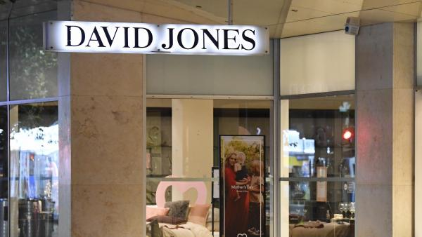 David Jones temporarily shuts Perth CBD doors