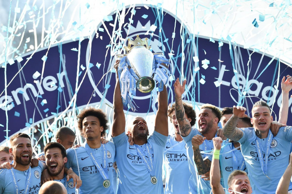 Weekend recap: City Champions, Liverpool fall short, woeful Man Utd lose to Cardiff
