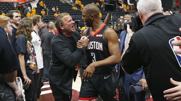 Tilman Fertitta calls Rockets dodging luxury tax 'fluke' and 'accident', reportedly approves paying next year