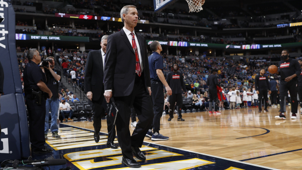 Rockets will not bring defensive coach Jeff Bzdelik back next season