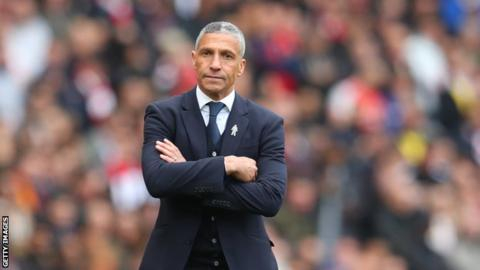 Brighton: Chris Hughton surprised and disappointed by sacking