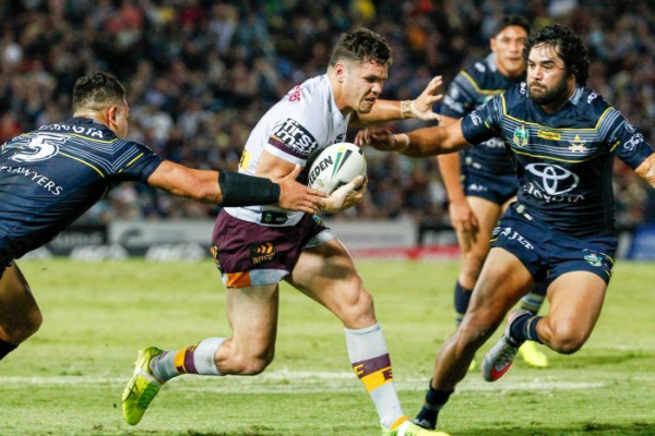 James Roberts joins Rabbitohs after Broncos release