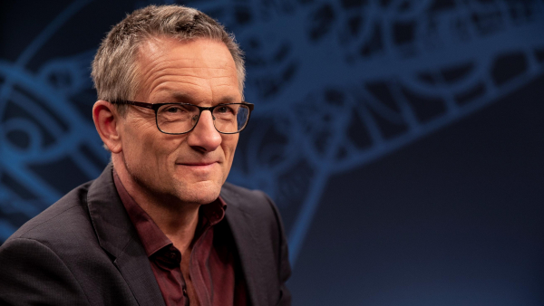 Michael Mosley shares secrets to successful ageing at Science on the