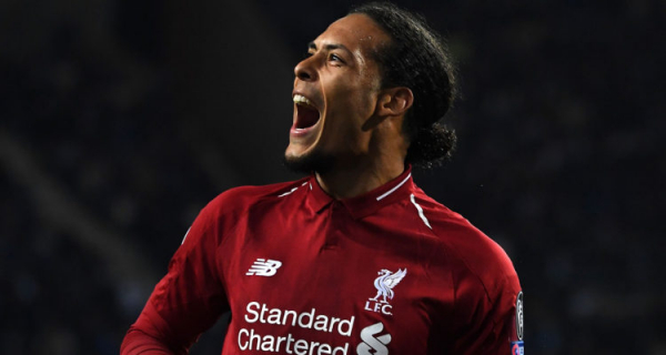 Van Dijk's former manager claims he's better than Man United legend