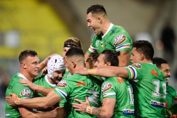Raiders hold on against Sharks but lose Cotric to injury