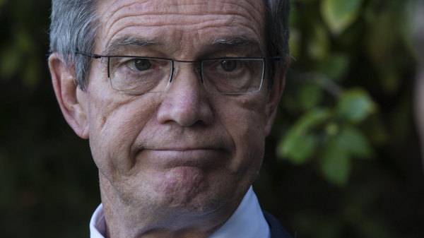 Mike Nahan quits WA Liberal Party leadership, saying he never intended to take party to next State Election