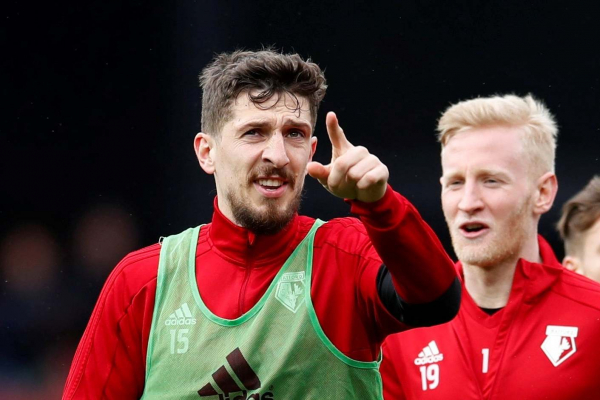 Watford tie Craig Cathcart down for four more years after stellar season