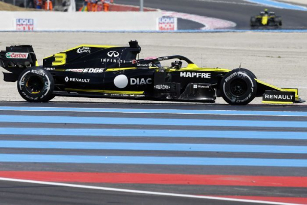 'No regrets': Daniel Ricciardo unfazed by French Grand Prix time penalties