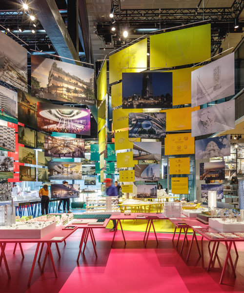 bjarke ingels group opens FORMGIVING exhibition at the danish architecture center