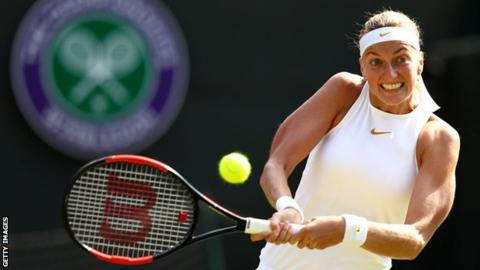 Wimbledon: Injured Petra Kvitova to skip Birmingham warm-up