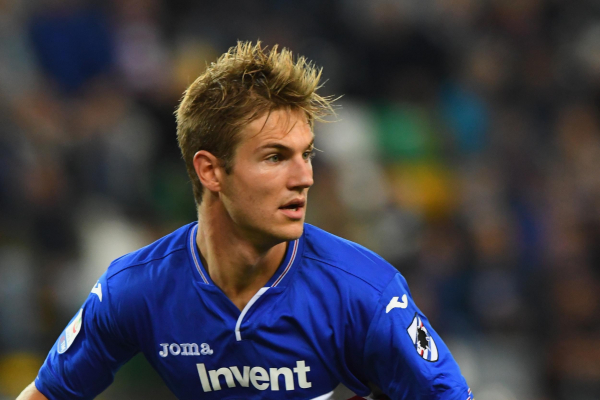 Tottenham tracking Sampdoria defender Joachim Andersen amid Toby Alderweireld uncertainty