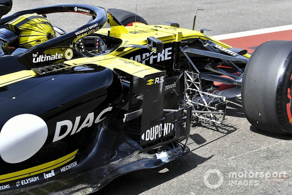 """Tech insight: Renault's """"substantial"""" French GP update package"""