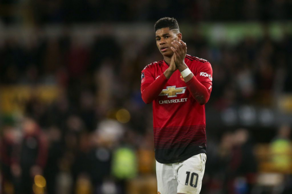 Marcus Rashford set to sign new long-term Manchester United contract