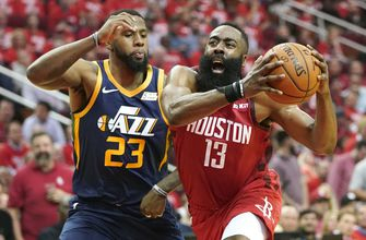 For fantasy sports players, Harden is the NBA MVP