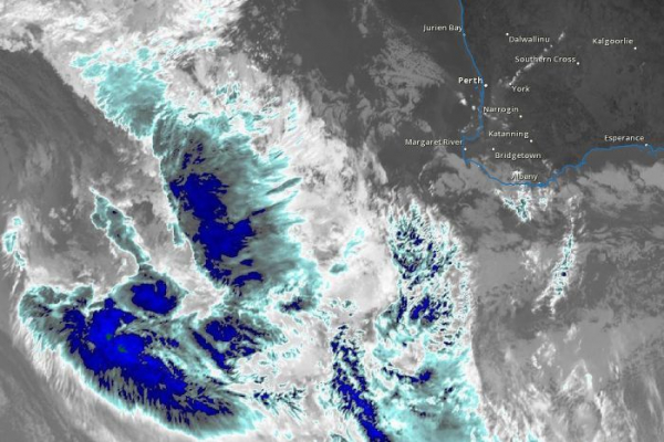 Weekend washout for Perth as winter solstice storm set to bring heavy rain