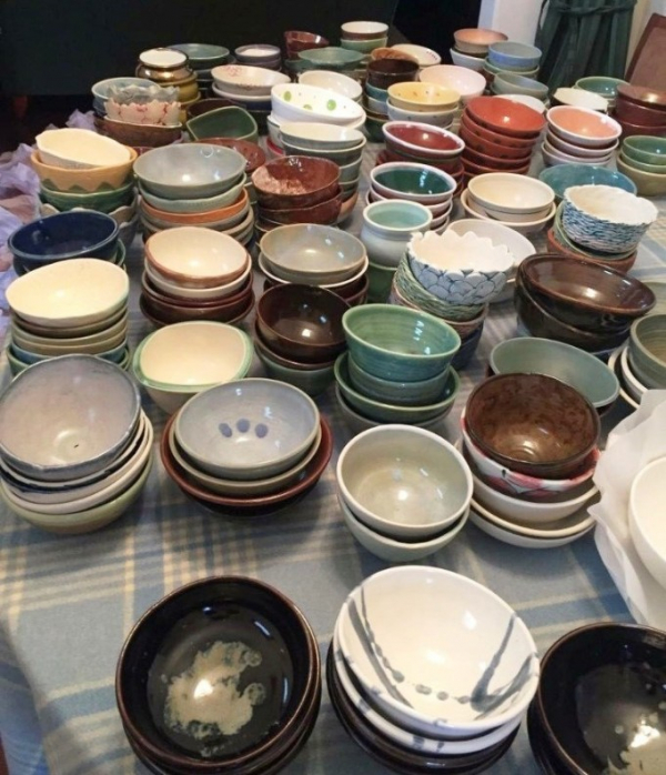 Empty Bowls 2019: Help Feed Those In Need
