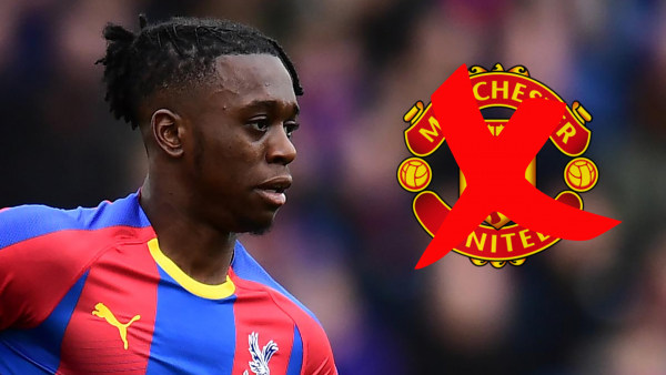 Wan-Bissaka told to shun Man Utd for another 12 months by Crystal Palace legend