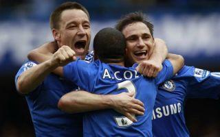 (Photo) Chelsea legend drops in on Blues U16 training ahead of possible retirement