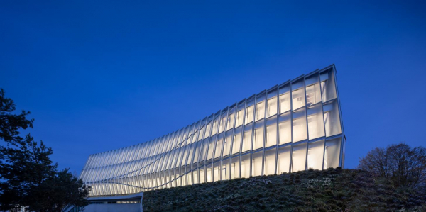Sporting inspiration triumphs at 3XN's new Olympic House in Lausanne