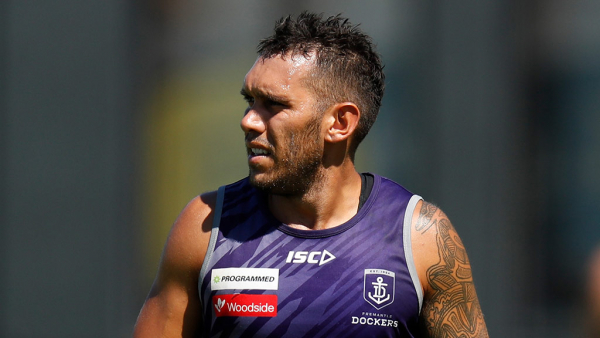 Injury-plagued Docker grounded again with lower leg problem