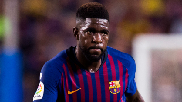 Umtiti expecting Barcelona stay after seeing 'difficult season' spark links to Arsenal