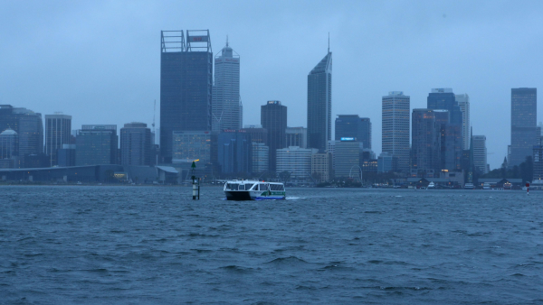 Thunderstorms, Showers expected for a wet weekend in Western Australia