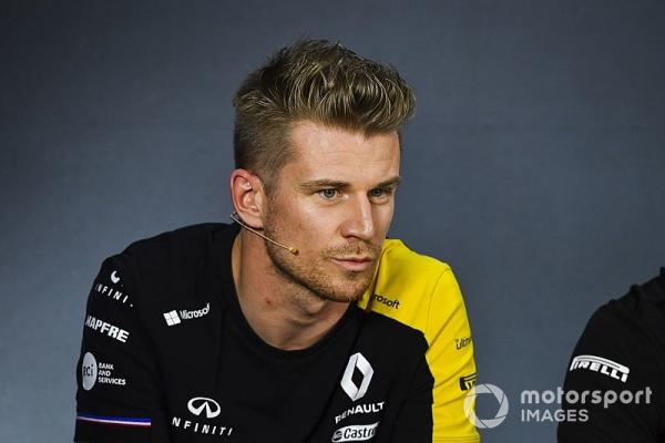 Renault will consider options beyond Hulkenberg for 2020