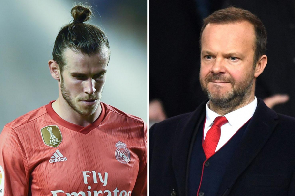 Man Utd rule out new move for long-term target Gareth Bale as Ole Gunnar Solskjaer prompts transfer rethink