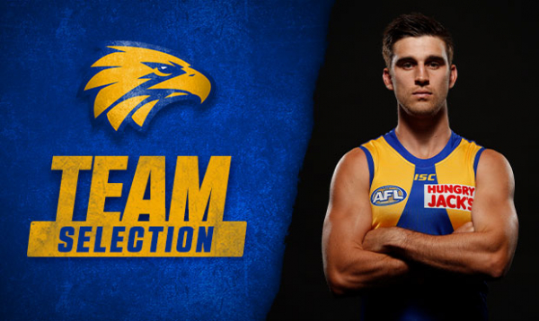 Team announcement: Six changes for clash with Bombers