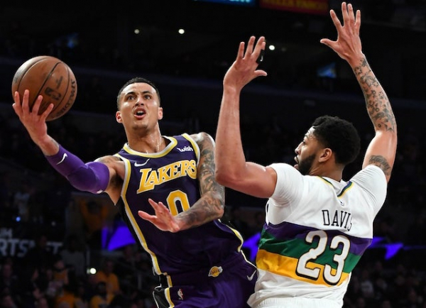 Anthony Davis Trade Rumors: Lakers 'Do Not Want' To Include Kyle Kuzma