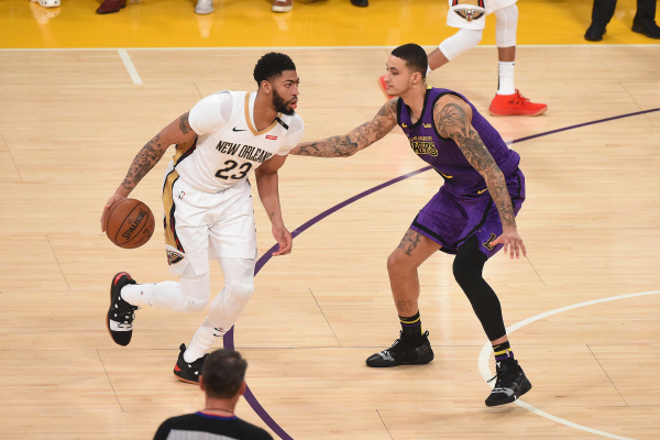 Report: Lakers want to hold on to Kyle Kuzma in an Anthony Davis trade
