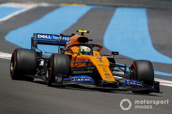 "McLaren hails ""impressive"" Norris for ""surviving"" French GP"