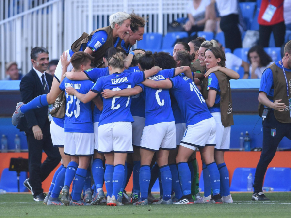 Womens World Cup 2019: Italy ease to quarter-final with win