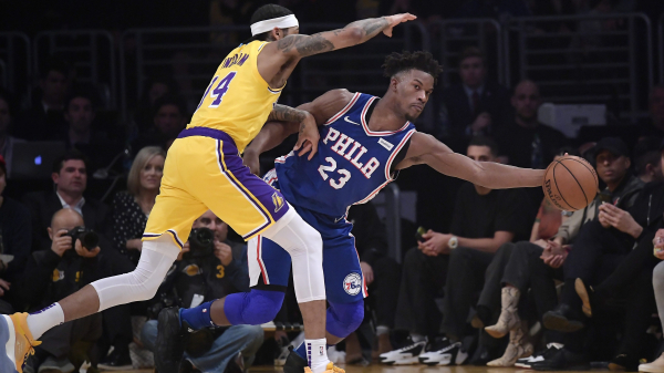 Report: Lakers interested in Jimmy Butler, who will opt out of 76ers contract